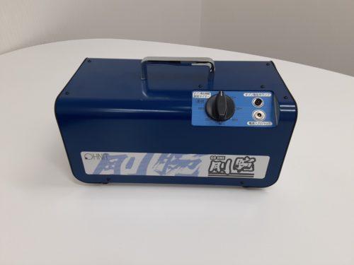 オゾン発生器ポータル